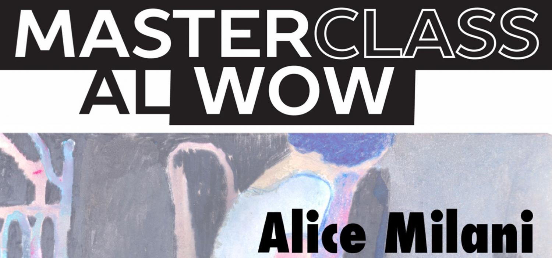 <p><strong>Ritmo, spazio, azione: scopriamo il fumetto con Alice Milani</strong></p><p>Ci sono tante variabili nel linguaggio del fumetto: che inquadrature scelgo? In quante vignette suddivido l&#39;azione? Dove metto il testo? Alice Milani ci racconta il suo processo creativo, proponendo un esercizio autoconclusivo sulla composizione della tavola. <strong>Mercoled&igrave; 16 novembre, dalle 19.00 alle 22.00</strong></p>