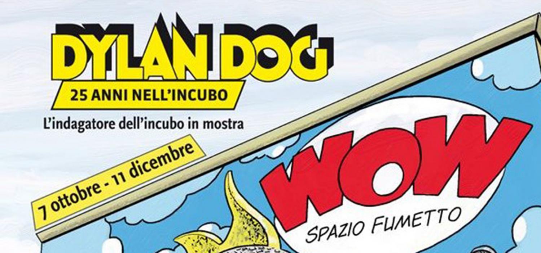 <p>La mostra festeggia i 25 anni di Dylan Dog, uno dei personaggi pi&ugrave; amati del fumetto italiano. A una selezione delle tavole pi&ugrave; belle tratte dalle storie pi&ugrave; memorabili si affianca una ricca esposizione del merchandising ispirato all&#39;Indagatore dell&#39;Incubo.</p>