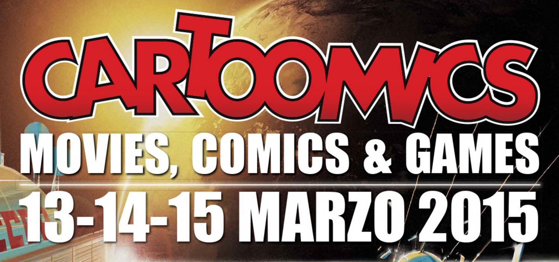 """<p>Anche quest&#39;anno siamo a Cartoomics! Venite a trovarci da venerd&igrave; 13 a domenica 15 marzo a Fiera Milano Rho, <strong>padiglione 16</strong>, <strong>stand K42</strong>, con il nostro stand e la nostra mostra&nbsp;<a target=""""_blank"""" href=""""http://www.museowow.it/wow/it/anche-i-fumetti-mangiano/""""><strong>Anche i fumetti mangiano</strong></a> <strong>Venerd&igrave; alle ore 17:00</strong>, grazie alla collaborazione di Panini Comics,&nbsp;sar&agrave; nostro ospite <strong>Carlos Pacheco</strong>, che disegner&agrave; dal vivo un&#39;opera che sar&agrave; esposta nella mostra <a href=""""http://www.museowow.it/wow/it/avengers-il-mito/"""">Avengers: il mito</a> Vi aspettiamo!</p>"""