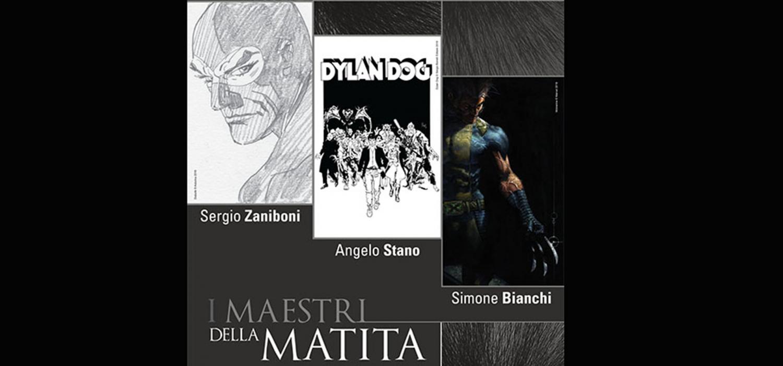 """<p><strong>Proseguono le grandi mostre dedicate da WOW Spazio Fumetto &ndash; Museo del Fumetto di Milano ai grandi protagonisti della Nona Arte: dal 3 marzo al 13 maggio sar&agrave; allestita una mostra davvero unica che omaggia tre grandi matite italiane, tre protagonisti assoluti appartenenti a tre generazioni e scuole diverse. <a target=""""_blank"""" href=""""http://www.lfb.it/fff/fumetto/aut/z/zaniboni.htm"""">Sergio Zaniboni</a> (recentemente scomparso, disegnatore che ha aggiornato l&rsquo;immagine di Diabolik diventandone uno dei disegnatori pi&ugrave; apprezzati), <a target=""""_blank"""" href=""""http://www.sergiobonelli.it/news/angelo-stano/9338/Angelo-Stano.html"""">Angelo Stano</a> (autore fondamentale di Dylan Dog e copertinista dal numero 42 al 361) e <a target=""""_blank"""" href=""""http://www.simonebianchi.com"""">Simone Bianchi</a> (uno dei maggiori artisti al lavoro sui supereroi Marvel e DC Comics).</strong></p><p><strong>Allestita con il sostegno di <a target=""""_blank"""" href=""""https://www.fila.it/it/it/brand/lyra/"""">LYRA</a>, brand di F.I.L.A. dedicato al disegno artistico e alle belle arti e Matita Ufficiale di WOW Spazio Fumetto, la mostra propone una ricchissima carrellata di schizzi, bozzetti, illustrazioni, tavole e copertine di questi artisti, raccontando l&rsquo;evoluzione del loro stile e del loro metodo di lavoro, permettendo di ammirare come hanno saputo raccontare personaggi amati da milioni di persone, come Spider-Man, Dylan Dog o Diabolik, usando uno strumento semplice ma potentissimo, capace di creare un universo immaginario con pochi tratti: la matita.</strong></p><p><strong>In occasione della mostra, WOW Spazio Fumetto organizza masterclass professionali con tre artisti della matita: Simone Bianchi e Angelo Stano, protagonisti della mostra, e Martoz, astro nascente del fumetto italiano.</strong></p><p><strong>La mostra sar&agrave; inaugurata sabato 3 marzo in un incontro pubblico con Simone Bianchi e Angelo Stano.</strong></p><p><strong>Alla base di ogni fumetto c&#3"""