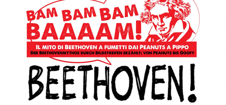 """<p><strong>dal 4 aprile al 26 maggio 2015</strong> <strong>Galleria Civica</strong> <strong>Piazza Domenicani 18, Bolzano</strong> <strong>In collaborazione con il Comune di Bolzano</strong>, dal 4 aprile al 26 maggio 2015 <a href=""""http://www.museowow.it/wow/it/ba-m-ba-m-ba-m-baaaa-m-il-mito-di-beethoven-a-fumetti-dai-peanuts-a-pippo/"""">BAM BAM BAM BAAAM</a>, la mostra dedicata al mito di Beethoven raccontato attraverso i fumetti, sar&agrave; alla Galleria Civica di Bolzano (Piazza Domenicani).&nbsp;Una mostra unica e divertente dedicata al mito di <strong>Ludwig van Beethoven</strong> cos&igrave; come lo hanno raccontato i fumetti e i cartoni animati. Dai Peanuts a Pippo, dalle figurine Liebig al fumetto americano di propaganda fino a &ldquo;Fantasia&rdquo; di Walt Disney: un viaggio nella musica alla scoperta di un compositore davvero geniale!</p>"""