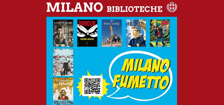 """<p><strong>Il <a target=""""_blank"""" href=""""https://www.comune.milano.it/wps/portal/ist/it"""">Comune di Milano</a> - in collaborazione con <a target=""""_blank"""" href=""""https://www.atm.it/it/"""">ATM</a> - lancia l&rsquo;edizione 2019 di <a target=""""_blank"""" href=""""https://milano.biblioteche.it/milanodaleggere"""">Milano da Leggere</a>, l&rsquo;iniziativa delle Biblioteche di Milano per disseminare occasioni di lettura in modo semplice e gratuito.</strong> <strong>Da venerd&igrave; 19 aprile compariranno</strong> infatti in giro per la citt&agrave; - nei mezzanini e nelle carrozze della metropolitana - <strong>i manifesti che invitano a scaricare tramite QR Code i libri presenti nello scaffale virtuale</strong>. La novit&agrave; di questa edizione &egrave; il linguaggio: <strong>per rappresentare Milano si sono scelte le immagini e le parole di fumetti e graphic novel</strong>, omaggiando un genere sempre pi&ugrave; diffuso per raccontare mondi, reali e immaginari. <strong>Milano pu&ograve; essere considerata la &ldquo;citt&agrave; del fumetto&rdquo;</strong> per le numerose case editrici specializzate che vi hanno sede, per la presenza di un museo espressamente dedicato e per la storica scuola del Castello Sforzesco. Ma, per tradizione, Milano da Leggere &egrave; in rapporto con la citt&agrave; soprattutto per le storie che propone e questa edizione non fa eccezione. <strong>Grandi personaggi dei fumetti sono creazioni di indimenticabili artisti milanesi</strong>: Guido Crepax con la sua Valentina, protagonista di surreali incontri nel metr&ograve;, un omaggio dell&rsquo;autore ai grandi maestri del fumetto; le sorelle Angela e Luciana Giussani, creatrici di Diabolik, presentato in edizione speciale con una recente storia inedita a firma di Mario Gomboli e un&rsquo;avventura ambientata proprio a Milano; Grazia Nidasio, autrice della saga di Valentina Mela Verde, adolescente milanese degli anni &#39;70; Guido Nolitta, alias Sergio Bonelli, ideatore di Mister No, di cui si ripropone il p"""