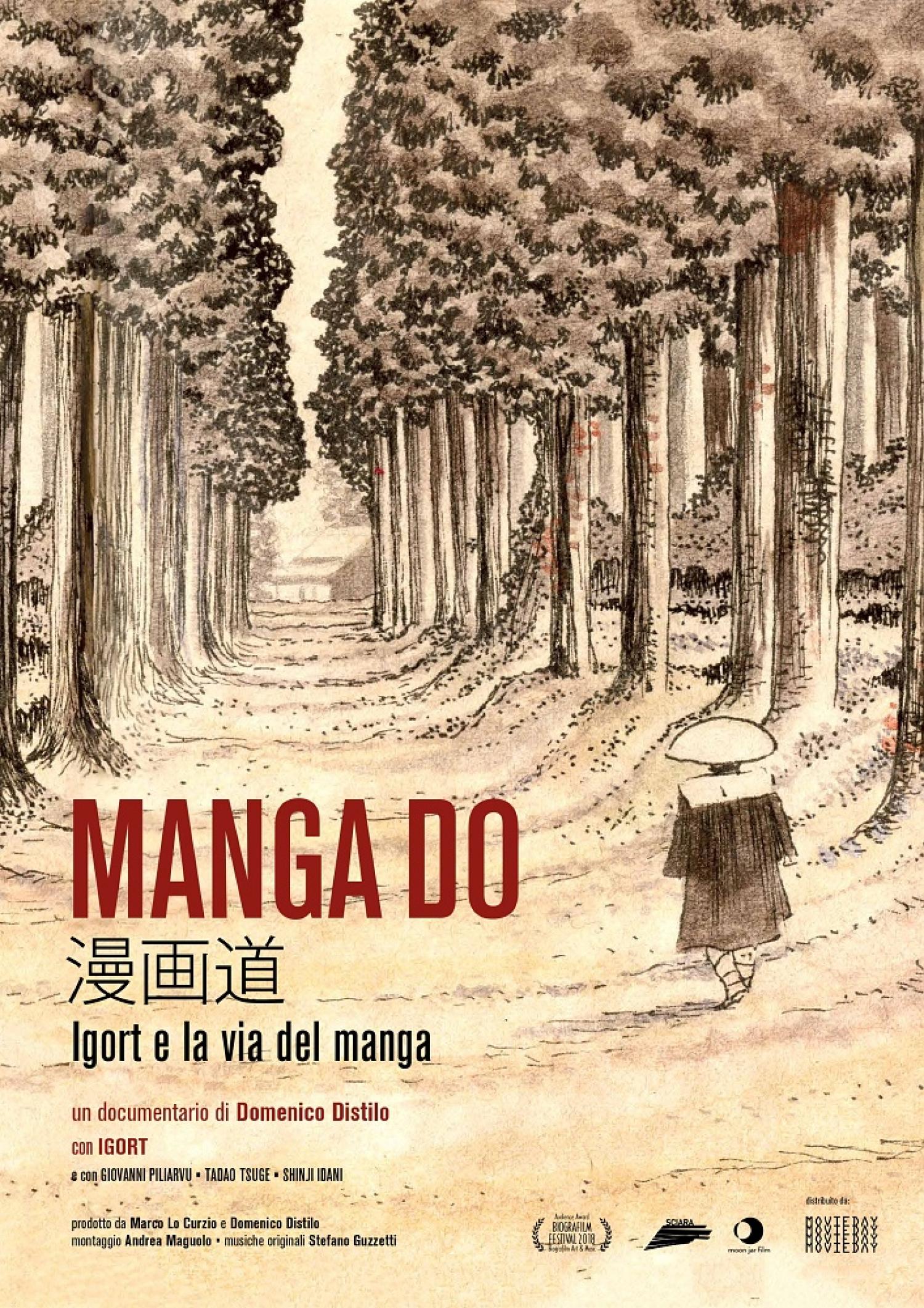 """<p><strong>Sabato 11 maggio alle ore 18:30 a WOW Spazio Fumetto avremo il piacere di ospitare - in collaborazione con Movie Day - la proiezione del <a target=""""_blank"""" href=""""http://www.movieday.it/event/event_details?event_id=2054"""">Manga Do. Igort e la via del manga</a></strong>: il documentario che racconta il viaggio di <a target=""""_blank"""" href=""""http://www.igort.com/"""">Igort</a>, importante autore italiano di graphic novel, nei luoghi fondativi della cultura giapponese. Il film porta lo spettatore sulla via del manga, dove per &lsquo;via&rsquo;, come nelle discipline orientali, si vuole intendere un percorso intrapreso per trasformare una tecnica, quella del racconto disegnato, in una pratica di perfezionamento. <strong>Per assistere alla proiezione del documentario &egrave; necessaria la <a target=""""_blank"""" href=""""http://www.movieday.it/event/event_details?event_id=2054"""">prenotazione del biglietto sul sito di Movie Day</a>.</strong> <strong>Igort</strong>, nome d&#39;arte di Igor Tuveri, &egrave; personalit&agrave; poliedrica di artista. Autore prolifico di graphic novel pluripremiate, illustratore ed editore, &egrave; anche autore di racconti, romanzi e musiche. &Egrave; stato il primo occidentale a disegnare un manga in Giappone e ha pubblicato su tutte le pi&ugrave; prestigiose riviste italiane e internazionali. Nutrendosi di lunghe permanenze in Giappone e nei paesi dell&#39;ex Unione Sovietica, ha maturato uno stile espressivo che unisce la peculiarit&agrave; del graphic novel, di cui &egrave; maestro riconosciuto e del graphic journalism, diventando una voce tra le pi&ugrave; originali del panorama artistico internazionale. Premiato al Comicon come migliore disegnatore del 2016, a Lucca Comics come migliore autore 2016, Premio Napoli per la diffusione della cultura italiana, Premio Romics alla carriera 2017.</p>"""
