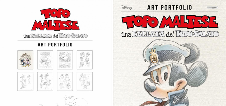 """<p><strong>Topo Maltese</strong> &egrave; la nuova parodia Disney, in uscita su Topolino 3197 e 3198. &Egrave; l&#39;incontro tra Topolino e un altro grande personaggio dei fumetti, <strong>Corto Maltese</strong>. Non &egrave; la prima volta che avviene un incontro simile: negli anni scorsi sono stati pubblicati&nbsp;Dylan Top e Topolinix, parodie rispettivamente di Dylan Dog e Asterix. Ma Topo Maltese ha qualcosa di speciale, ed &egrave; per questo che la redazione di <a target=""""_blank"""" href=""""http://www.topolino.it/"""">Topolino</a>, WOW Spazio Fumetto e <a target=""""_blank"""" href=""""http://cartoomics.it/"""">Cartoomics</a> hanno deciso di dedicargli una mostra, in collaborazione con <a target=""""_blank"""" href=""""https://www.pixartprinting.it/"""">Pixartprinting</a>. La storia &egrave; un momento importante per il settimanale Topolino perch&eacute; &egrave; disegnata da <strong>Giorgio Cavazzano</strong>, maestro indiscusso del fumetto che proprio quest&#39;anno festeggia 50 anni di collaborazione con Disney e ha ricevuto&nbsp;il Premio Cartoomics. I suoi disegni per Topo Maltese sono particolarmente ricchi e dettagliati, piccoli gioielli che meritano di essere ammirati in grande formato. Per questo la mostra porta al pubblico degli ingrandimenti delle tavole di Cavazzano, affiancati alle riproduzioni delle matite originali delle pagine pi&ugrave; belle. La storia, un sentito omaggio scritto da <strong>Bruno Enna</strong> alle avventure di Corto Maltese, riprende la trama del primo episodio del marinaio di <strong>Hugo Pratt</strong>, Una ballata del mare salato. La mostra propone <strong>un confronto tra le vignette dei due maestri veneziani</strong> (Pratt e Cavazzano), per mostrare le inquadrature, le pose, gli atteggiamenti che gli autori di Topolino hanno voluto recuperare e riproporre in chiave Disneyana. Infine, delle <strong>gigantografie propongono le copertine e le illustrazioni</strong> tratte dal portfolio della storia in un modo in cui nessun lettore di Topolino le potr&"""