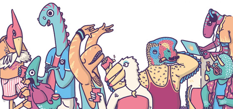 """<p>Il <a target=""""_blank"""" href=""""http://www.museowow.it/wow/bricola-2018-festival-delle-autoproduzioni-a-fumetti/"""">festival Bric&ograve;la</a> &egrave; anche una mostra, quest&rsquo;anno dedicata a uno degli argomenti pi&ugrave; amati da grandi, piccoli e fumettisti: <strong>i dinosauri!</strong> <strong>Oltre 30 illustrazioni</strong> di rettili preistorici ideati appositamente da ospiti e amici di Bric&ograve;la. <strong>Le opere sono esposte a ingresso libero dal 4 all&rsquo;8 aprile e raccolte in un catalogo</strong>, un originalissimo bestiario (o meglio, un <strong>Bestiariosauro</strong>!), in vendita presso il <a target=""""_blank"""" href=""""http://www.museowow.it/wow/it/category/bookshop1/"""">bookshop del museo</a>. <strong>Le opere in mostra sono di</strong>:&nbsp;Amianto Comics, Attaccapanni Press, BRACE, Pablo Cammello, Cargo Viaggi Grafici, Casa Editrice Libera e Senza Impegni, NightFall in middle ART, Cowboys from Hell, Elder Draw, La fanzinoteca La Pipette Noir, Gatacornia Comics, Ivan &ldquo;Hurricane&rdquo; Manuppelli, Jazz Manciola, Andrea &ldquo;Kaius&rdquo; Iomini, L&ouml;k Zine, Libri Somari, Mammaiuto, Manticora Autoproduzioni, Alessandro &ldquo;Martoz Martorelli&rdquo;, McGuffin Comics, Midian Comics, Giacomo Rastabbello, Silly Nostalgic Kids, Sbucciaginocchi, Spugna, Stirpe di Pesce, The Last Bacchae, To Be Continued Comics, Uomini Nudi che Corrono, Veronica &quot;Veci&quot; Carratello, Vermi di Rouge e Western Glory &ndash; Delivery Service.</p>"""