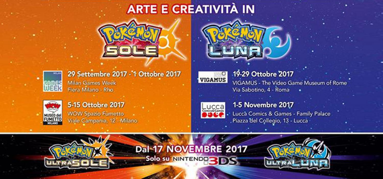 """<p>Arriva a WOW Spazio Fumetto <strong>la mostra itinerante curata da <a target=""""_blank"""" href=""""http://www.nintendo.it"""">Nintendo</a> &quot;Alola e i suoi abitanti&quot;</strong>, un viaggio nella <strong>concept art</strong> dei videogiochi&nbsp;<a target=""""_blank"""" href=""""http://www.pokemon-sunmoon.com/it-it/""""><strong>Pok&eacute;mon Sole</strong> e <strong>Pok&eacute;mon Luna</strong></a>. Sar&agrave; possibile scoprire gli studi preparatori che hanno portato a sfondi e personaggi usati nel videogioco, ambientato nella immaginaria regione di Alola. Nel mondo dei Pok&eacute;mon Alola &egrave; una regione che&nbsp;si compone di quattro isole naturali pi&ugrave; una artificiale.&nbsp;Luogo di villeggiatura e meta di turisti da tutto il mondo, Alola &egrave; caratterizzata da una coesistenza molto stretta tra Pok&eacute;mon e umani. Durante&nbsp;il periodo della mostra a WOW Spazio Fumetto&nbsp;&ndash; visitabile&nbsp;<strong>dal 5 al 15 ottobre</strong>&nbsp;&ndash; saranno inoltre presenti delle <strong>postazioni gioco</strong> con le console della famiglia Nintendo 3DS e i giochi Pok&eacute;mon Sole e Pok&eacute;mon Luna. I <strong>Pok&eacute;mon</strong> nascono&nbsp;nel 1996 come videogioco, per diventare poi una serie animata, un fumetto, un gioco di carte, una serie di figurine e di gadget. Il termine Pok&eacute;mon &egrave; la contrazione di <em>Poketto Monsutā</em>, la pronuncia giapponese dell&rsquo;espressione inglese Pocket Monster, ossia &ldquo;mostri tascabili&rdquo;. L&rsquo;esordio avviene in un videogioco per Game Boy: ideato da Satoshi Tajiri e Ken Sugimori, viene pubblicato in Giappone nel 1996 e l&rsquo;anno successivo nel resto del mondo. L&rsquo;obiettivo del gioco &ndash; ottenere un esemplare di tutte e 150 le specie di Pok&eacute;mon esistenti &ndash; &egrave; impossibile senza la collaborazione degli amici: per completarlo &egrave; necessario, infatti, scambiare i &ldquo;doppioni&rdquo; con gli altri collezionisti, grazie alla possibilit&agrave; """