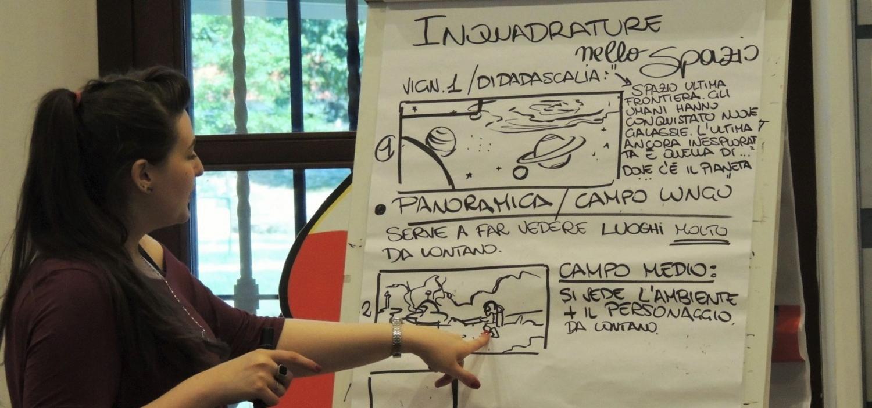 """<p><strong>Ultima settimana di iscrizioni per i corsi autunnali di WOW Spazio Fumetto!</strong></p><p><br />Durante questa settimana partono i corsi di <a href=""""http://www.museowow.it/didattica/famiglia?target=corsi-per-bambini""""><strong>Fare Fumetto base</strong></a> per bambini (8-12 anni, mercoled&igrave; 17:15-19:15) e <a href=""""http://www.museowow.it/didattica/famiglia?target=corsi-per-bambini""""><strong>Fare fumetto avanzato</strong></a> per bambini (8-12 anni, venerd&igrave; 17:15-19:15).</p><p>Per i corsi di <a href=""""http://www.museowow.it/didattica/adulti?target=didattica-adulti""""><strong>Illustrazione ad&nbsp;acquerello</strong></a> per giovani e adulti (venerd&igrave; 19:30-21:30) e&nbsp;<strong><a href=""""http://www.museowow.it/didattica/adulti?target=didattica-adulti"""">Fumetto base</a></strong> per giovani e adulti (mercoled&igrave; 19:30-21:30) le iscrizioni sono ancora aperte fino alla fine della settimana.</p><p><br />Novit&agrave; invece per il corso di <a href=""""http://www.museowow.it/didattica/famiglia?target=corsi-per-bambini""""><strong>Manga</strong></a>, che cambia organizzazione: verr&agrave; suddiviso in quattro blocchi da 5 lezioni, in modo da permettere una maggiore libert&agrave; nelle iscrizioni.&nbsp;Ogni blocco da 5 lezioni avr&agrave; un argomento specifico. L&#39;iscrizione al primo blocco costa&nbsp;140&euro;.</p><p><br /><strong>Tutte le attivit&agrave; didattiche di WOW Spazio Fumetto vengono organizzate seguendo rigorosamente la normativa anti-contagio.</strong></p><p>&nbsp;</p><p><em><strong>Corsi con posti disponibili:</strong></em></p><p><strong>Illustrazione ad acquerello:&nbsp;</strong>Poetico e suggestivo, il corso &egrave; finalizzato ad acquisire mezzi e strumenti per realizzare un&rsquo;illustrazione completa, scoprendo la tecnica dell&rsquo;acquerello e i segreti dei colori e dei loro accostamenti.</p><p>&nbsp;</p><p><strong>Fumetto base:</strong>&nbsp;Un corso per accostarsi al linguaggio del fumetto attraverso lo studio dei perso"""