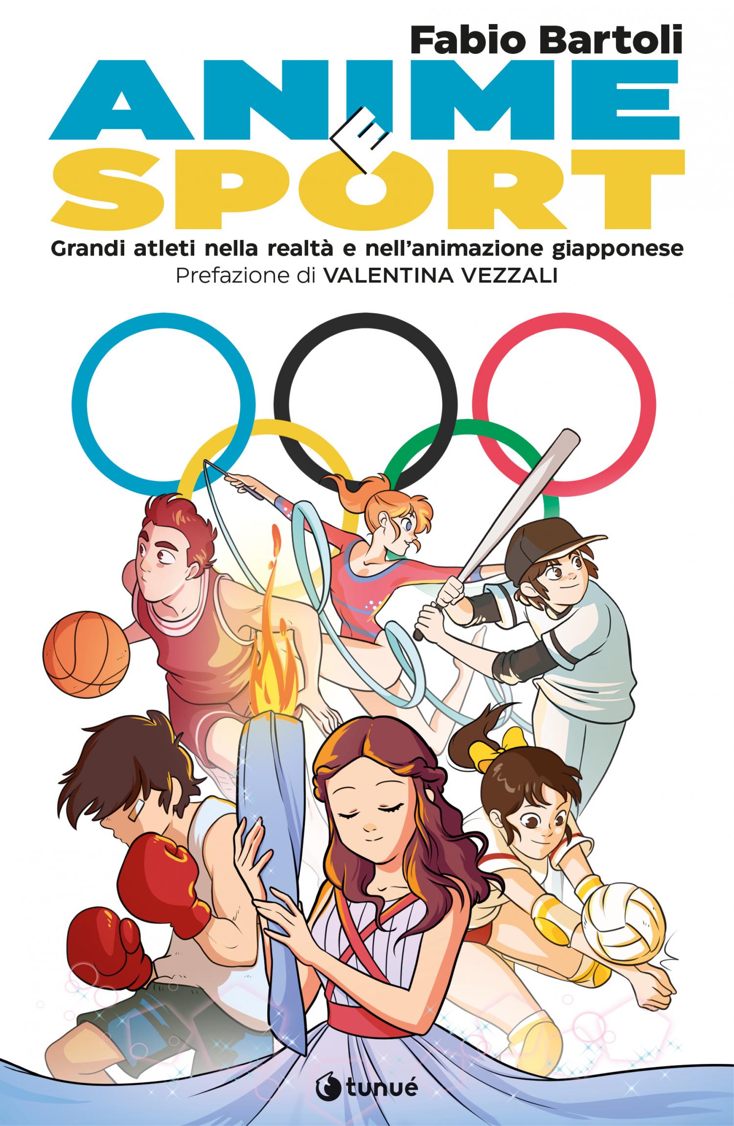 """<p><strong>Domenica 13 giugno&nbsp;alle ore 16:00 Fabio Bartoli presenter&agrave; il suo nuovo libro <a target=""""_blank"""" href=""""https://www.tunue.com/product/anime-e-sport/"""">Anime e Sport. Grandi atleti nella realt&agrave; e nell&rsquo;animazione giapponese</a></strong>, pubblicato&nbsp;per la collana di saggistica &ldquo;Lapilli&rdquo; della <a target=""""_blank"""" href=""""https://www.tunue.com/"""">Tunu&eacute;</a>. <strong>All&#39;incontro interverr&agrave; Andrea Zorzi</strong>,&nbsp;ex pallavolista&nbsp;membro della &quot;generazione di fenomeni&quot;:&nbsp;vincitore nel 1991 del premio della FIVB quale giocatore dell&#39;anno e&nbsp;nel 1990 e nel 1991 del titolo di MVP alla World League, Zorzi &egrave;&nbsp;tra gli&nbsp;sportivi intervistato nel libro.</p><p>&nbsp;</p><p><em>Anime e Sport</em> &ndash; scritto da Bartoli con la prefazione di <strong>Valentina Vezzali</strong> e la curatela di <strong>Marco Pellitteri</strong> &ndash; mette al centro il <strong>legame tra lo sport e la cultura giapponese</strong>, declinata attraverso due delle sue espressioni pi&ugrave; popolari al mondo: il manga (fumetti) e soprattutto gli anime (serie animate).</p><p><strong>Nella storia del Giappone moderno lo sport riveste un ruolo cruciale</strong>, giunto al culmine nelle Olimpiadi di Tokyo 1964. Questo evento, svoltosi in concomitanza con l&rsquo;inizio della diffusione televisiva e di massa degli anime, impresse il suo marchio indelebile sulla loro declinazione anche in chiave sportiva. Infatti negli anime, come anche nei manga, il genere sportivo &egrave; uno dei pi&ugrave; popolari: non veicola soltanto trame e personaggi dediti alla pratica agonistica ma anche valori pienamente radicati nell&rsquo;etica nipponica.</p><p>Al racconto di <em>Anime e Sport</em> si intrecciano indissolubilmente le <strong>interviste a grandi campioni</strong> che ripercorrono le proprie carriere e commentano trame, personaggi e valori delle serie dedicate alla loro disciplina. Infatti, nella second"""