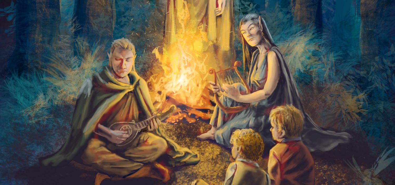 """<p><strong>Domenica 24 ottobre passeremo un pomeriggio fantastico, con uno speciale evento organizzato dalla <a target=""""_blank"""" href=""""https://www.cdvia.it/"""">Compagnia de&#39; Viaggiatori in Arme</a>!</strong><br />Sar&agrave; l&#39;occasione per assistere alla premiazione della quarta edizione del Concorso di Disegno Tolkien: Fumetto e non solo, che ha avuto come tema &ldquo;Il Viaggio&rdquo;. Durante tutto il pomeriggio, sar&agrave; possibile ammirare una selezione delle opere che hanno partecipato al contest.<br /><br />Programma del pomeriggio:<br />- Ore 16:00: Apertura e presentazione della Compagnia de&#39; Viaggiatori in Arme<br />- Ore 16:15: Lezione di scrittura Elfica tenuto da Roberto Fontana<br />- Ore 17:45: Disegni e immagini nella terra di mezzo. Intervento di Luca Arrighini<br />- Ore 18.40: Premiazione del Concorso 2021<br /><br />Si ricorda che &egrave; necessaria la Certificazione verde COVID-19 - accedere agli spazi di WOW Spazio Fumetto.</p><p>&nbsp;</p>"""